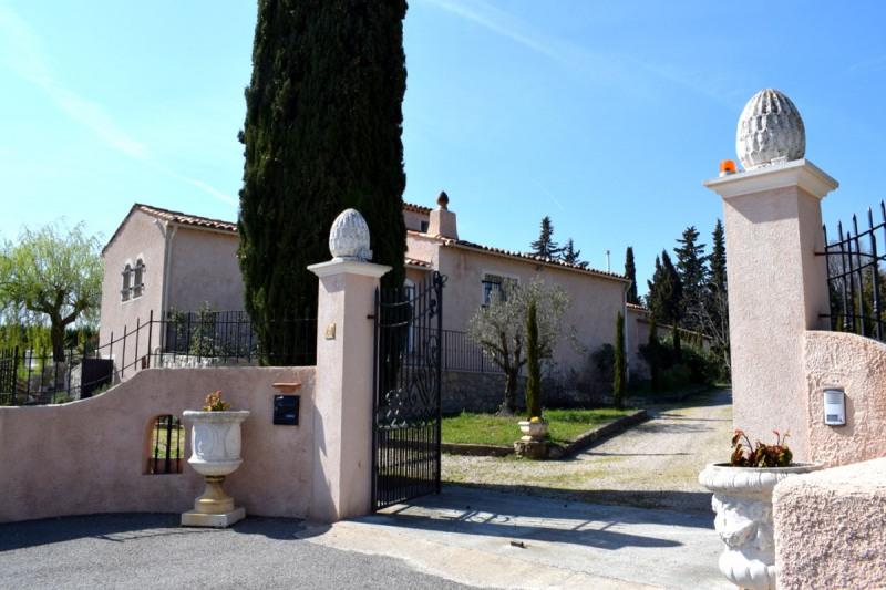 Vente de prestige maison / villa Montauroux 645000€ - Photo 24