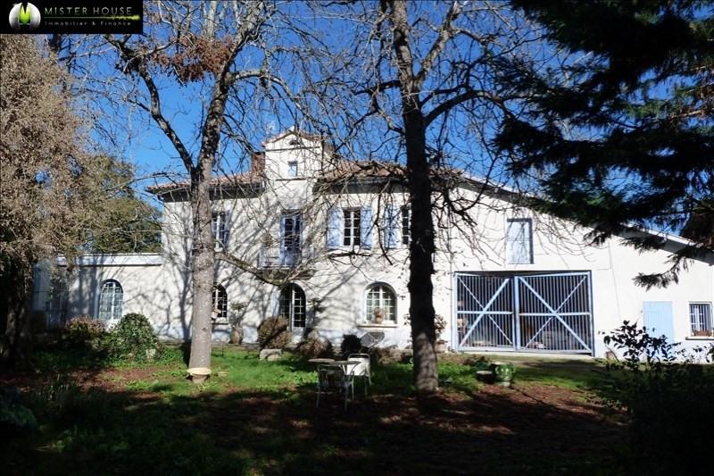 Verkoop  huis Grisolles 363000€ - Foto 1