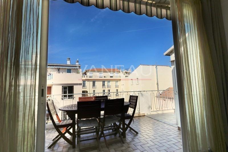 Vente appartement Juan-les-pins 235000€ - Photo 10