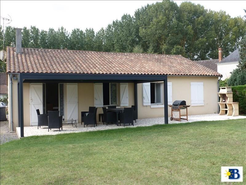 Vente maison / villa Scorbe clairvaux 164300€ - Photo 2