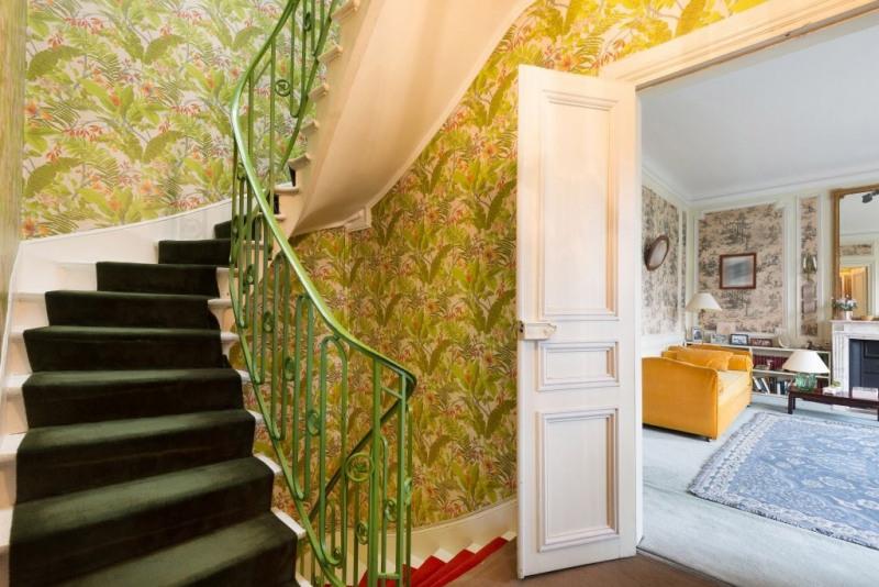 Immobile residenziali di prestigio casa Paris 16ème 5300000€ - Fotografia 12