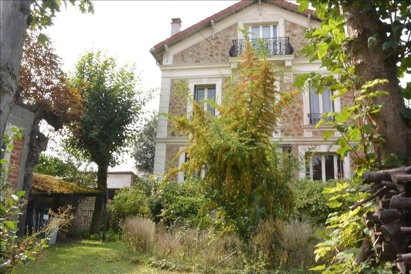 Sale house / villa Villemomble 657000€ - Picture 1