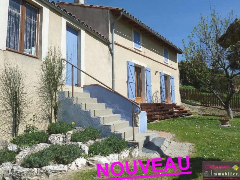 Vente maison / villa Caraman 7 minutes 249000€ - Photo 1