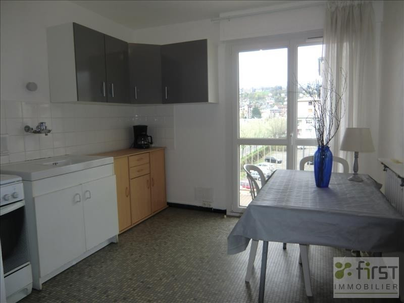 Venta  apartamento Aix les bains 148000€ - Fotografía 2