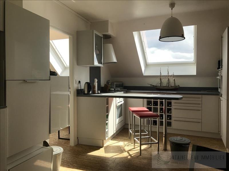 Vente appartement Fontainebleau 324000€ - Photo 7