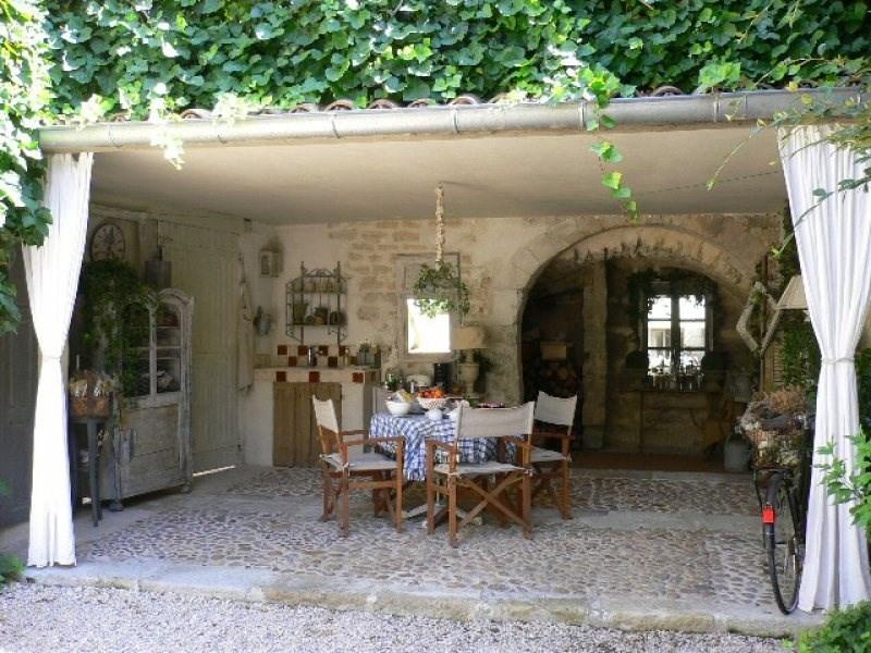 Vente maison / villa Barbentane 530000€ - Photo 2