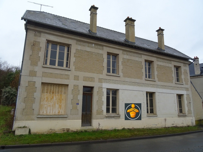 Sale house / villa Villers cotterets 169500€ - Picture 1