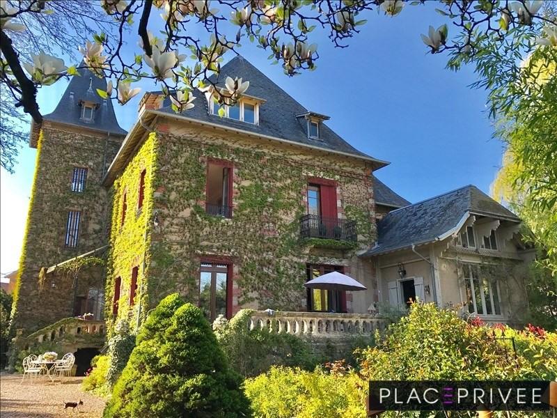 Venta de prestigio  casa Nancy 895000€ - Fotografía 1