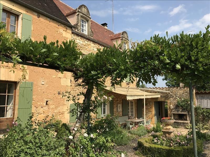 Vente de prestige maison / villa Meyrals 729000€ - Photo 2