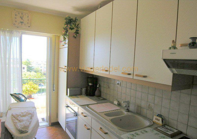 Life annuity apartment Antibes 99 000€ - Picture 6