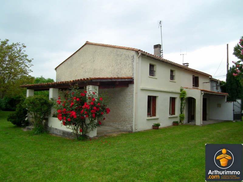 Sale house / villa Matha 195702€ - Picture 1