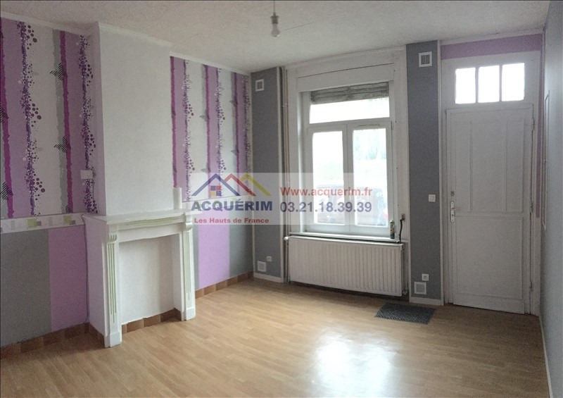 Produit d'investissement maison / villa Carvin 99 500€ - Photo 1