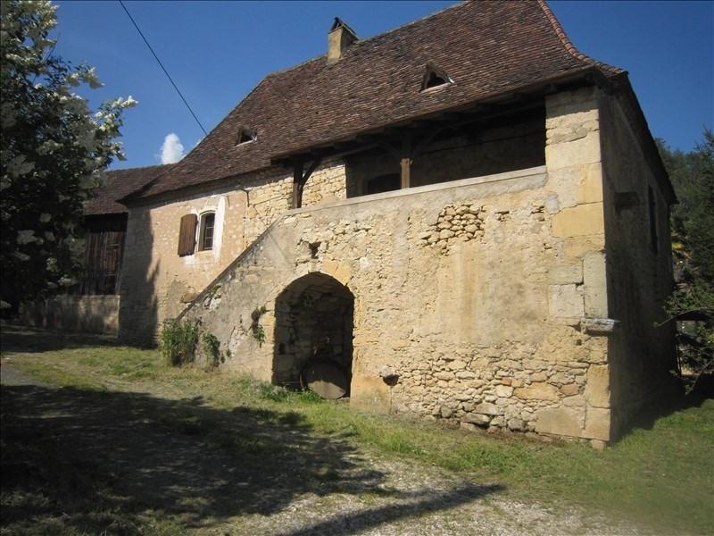 Vente maison / villa Mouzens 128000€ - Photo 1