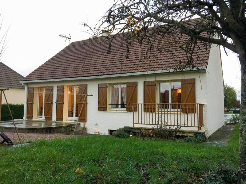 Vente maison / villa Mezidon canon 137800€ - Photo 1