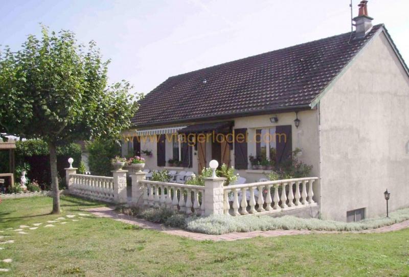 Life annuity house / villa Villegouin 45000€ - Picture 1