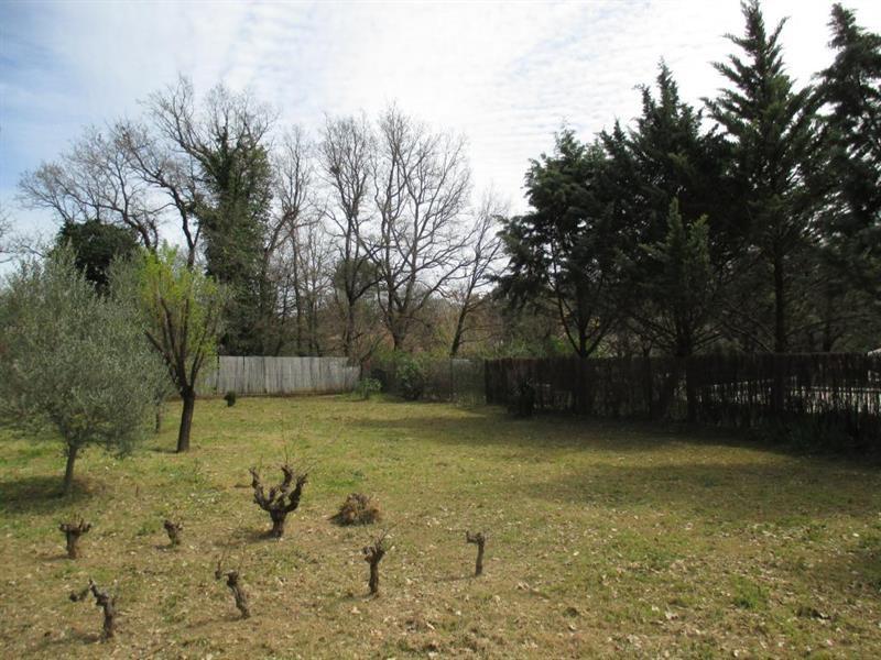 Terrain  de 550 m² Brignoles par LES MAISONS DE MANON BRIGNOLES