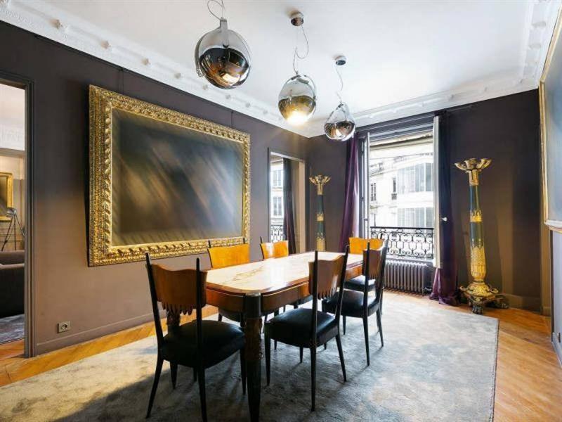 Immobile residenziali di prestigio appartamento Paris 8ème 3200000€ - Fotografia 3