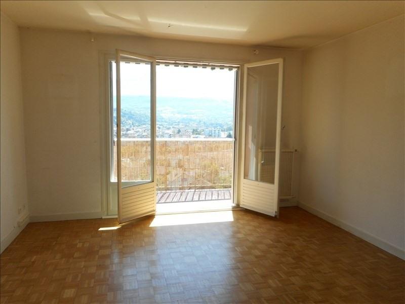 Vente appartement Voiron 106000€ - Photo 1