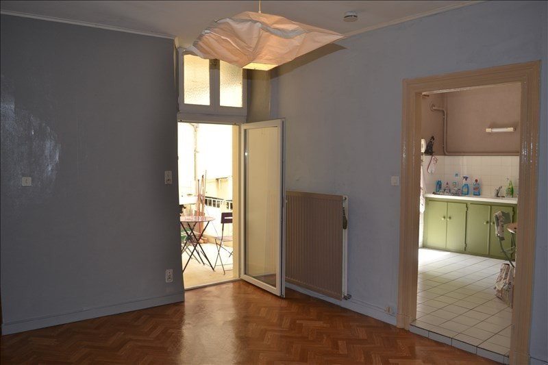 Rental apartment Millau 380€ CC - Picture 1