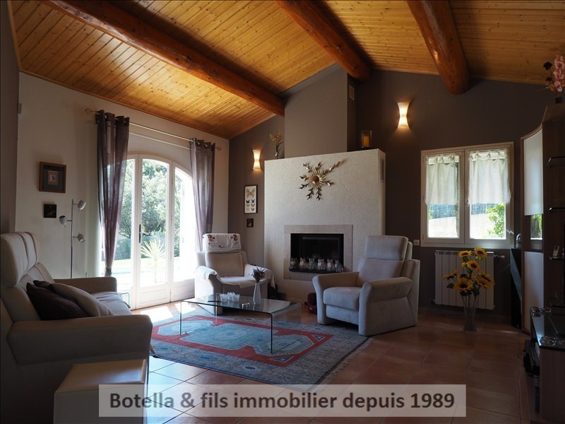 Vente de prestige maison / villa Goudargues 525 000€ - Photo 7