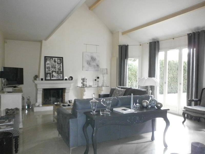 Vente maison / villa Orgeval 592000€ - Photo 1