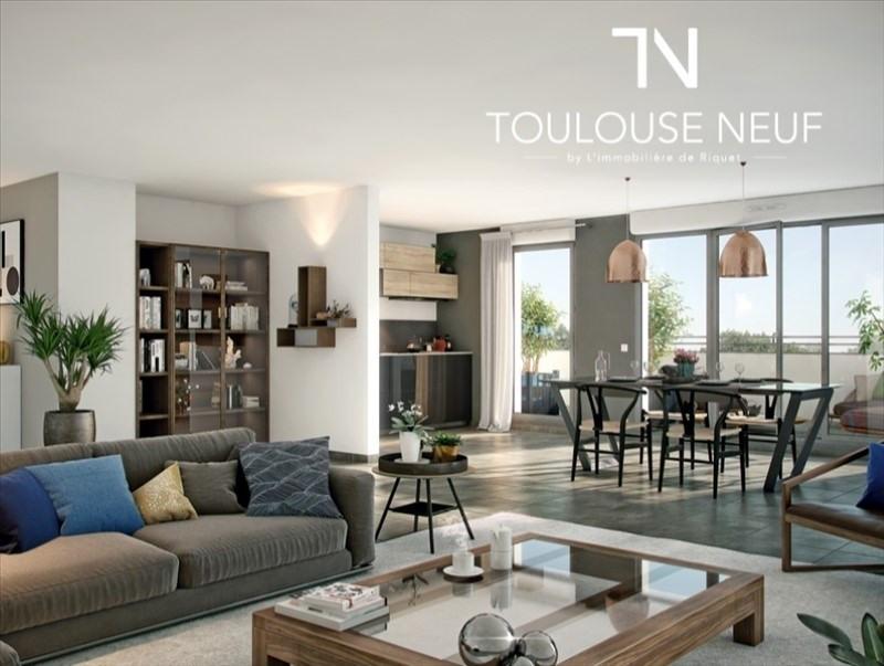 Vente appartement Blagnac 431000€ - Photo 3