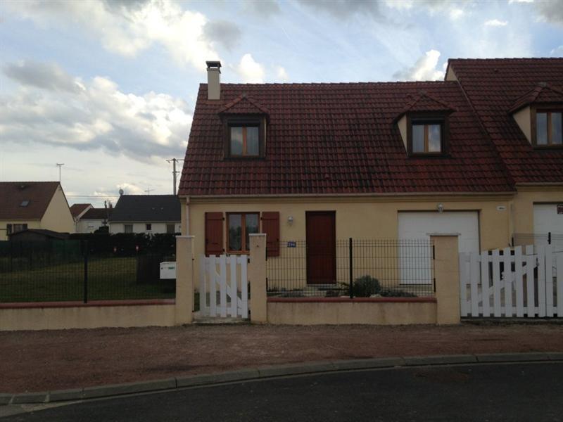 Maison  4 pièces + Terrain 535 m² Magny le Hongre (77700) par MAISONS PIERRE