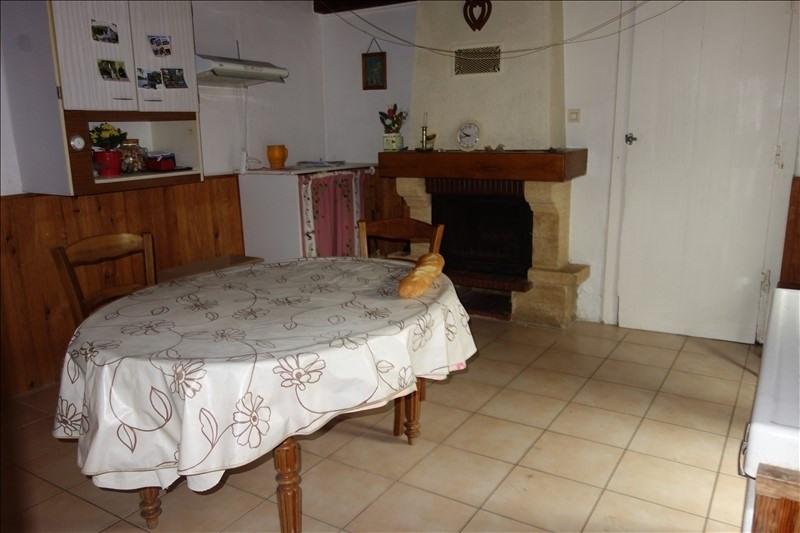 Vente maison / villa Les clouzeaux 88000€ - Photo 2