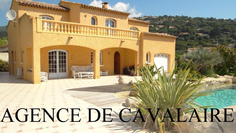 Vente maison / villa Cavalaire 788000€ - Photo 1