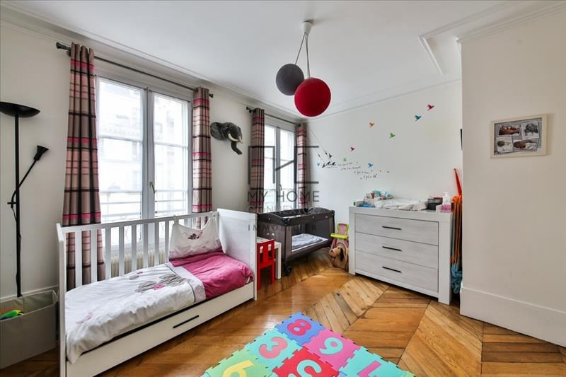 Sale apartment Paris 17ème 860 000€ - Picture 8