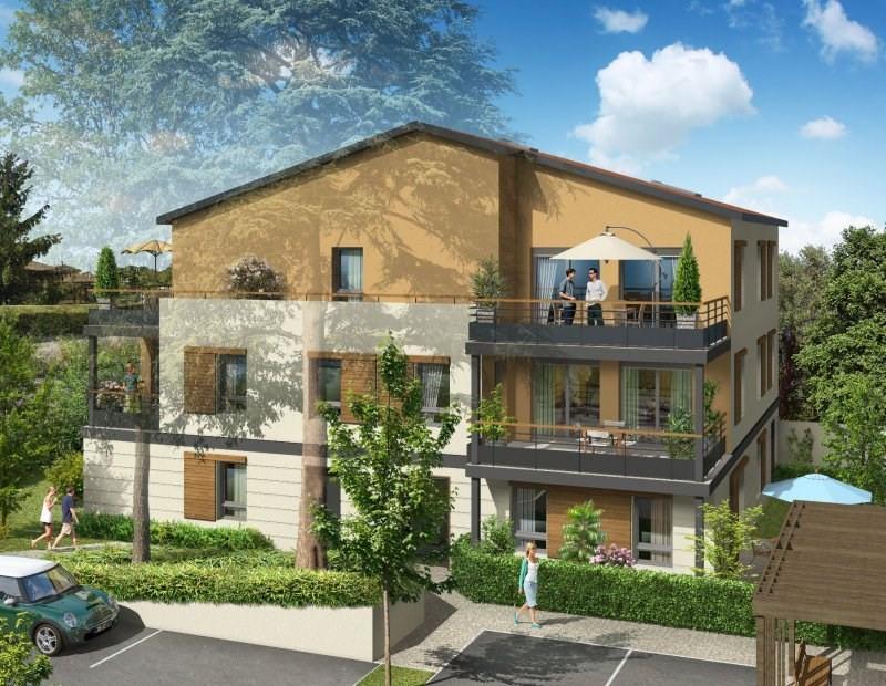 Sale apartment Genas 401014€ - Picture 2