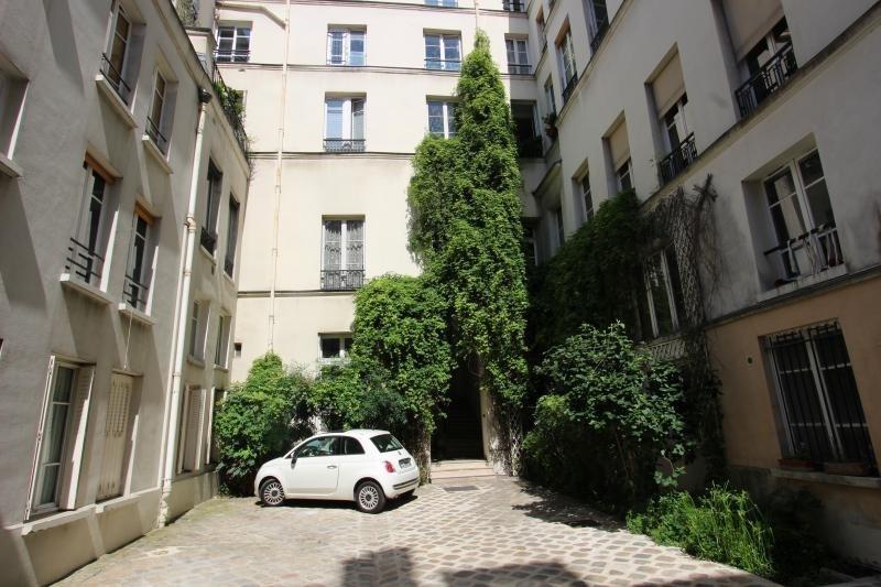 Rental apartment Paris 3ème 1000€ CC - Picture 1