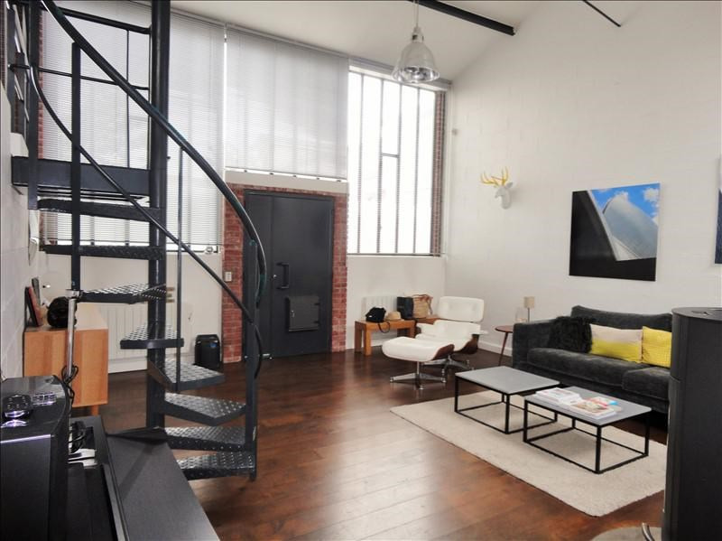 Rental loft/workshop/open plan Rueil malmaison 2650€ +CH - Picture 1