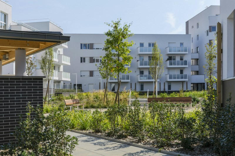 Flore d 39 arcy programme immobilier neuf bois d 39 arcy for Immobilier neuf idf