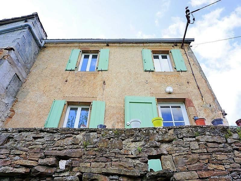 Revenda casa St sernin sur rance 95000€ - Fotografia 1