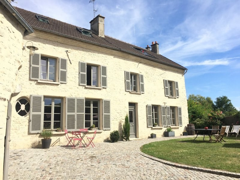 Vente de prestige maison / villa Senlis 968000€ - Photo 1