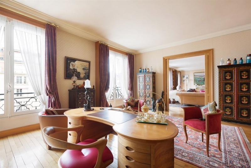 Immobile residenziali di prestigio appartamento Paris 16ème 5350000€ - Fotografia 5