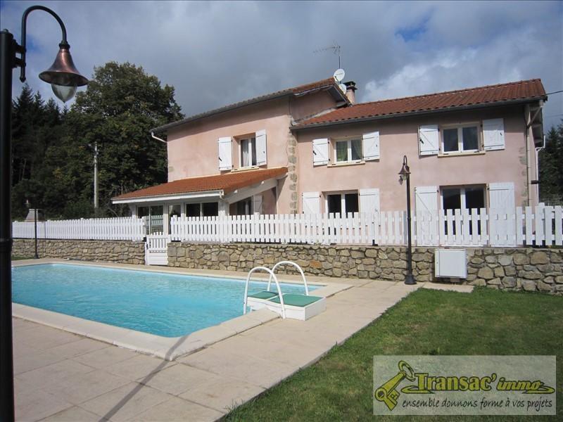 Vente maison / villa Celles sur durolle 274300€ - Photo 1