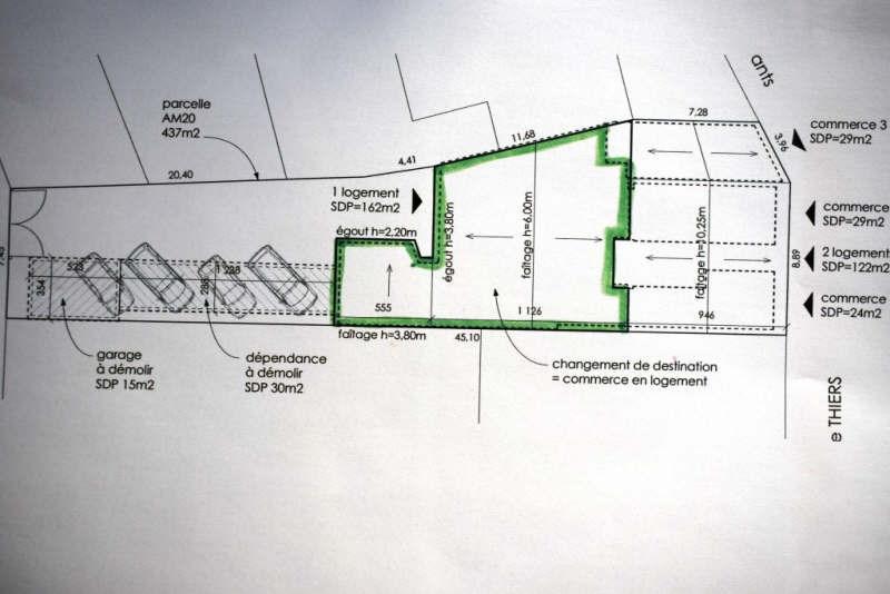 Sale building Bordeaux 320000€ - Picture 2
