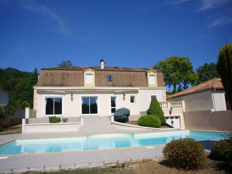 Sale house / villa Brantome 412400€ - Picture 1