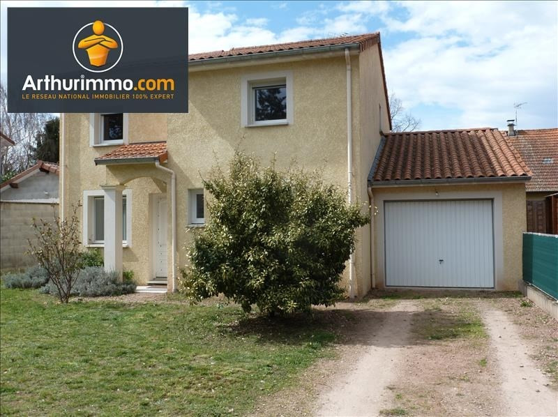 Vente maison / villa Roanne 189000€ - Photo 1