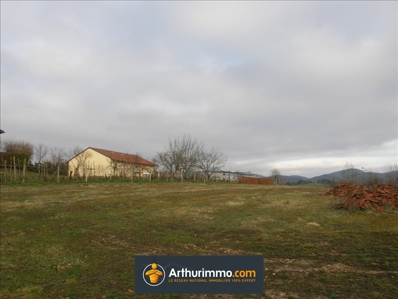 Vente terrain Belley 46 000€ - Photo 2