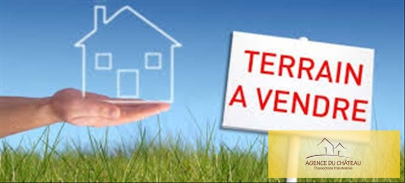 Vente terrain Freneuse 110000€ - Photo 1