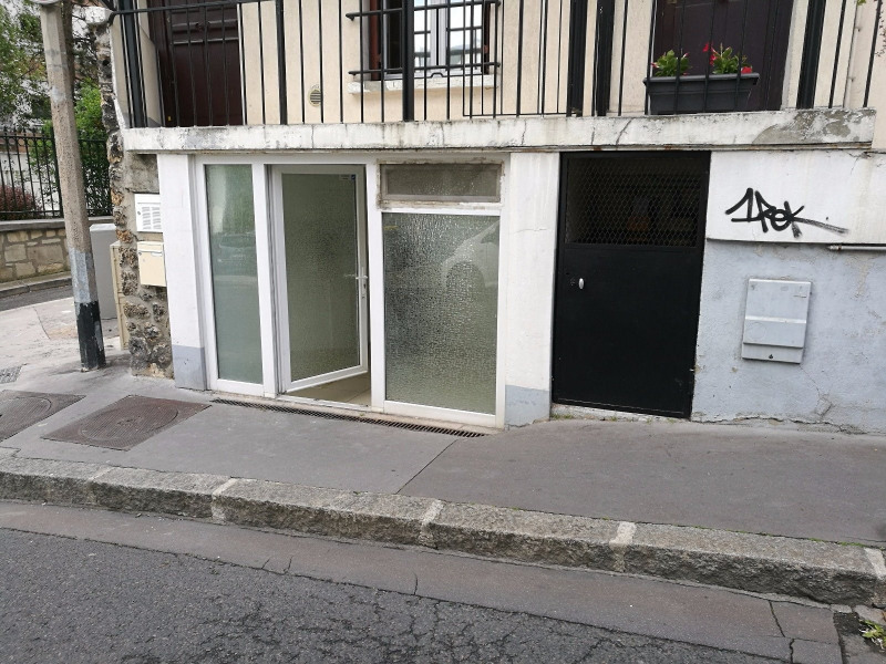 Location local commercial Courbevoie 900€ CC - Photo 1
