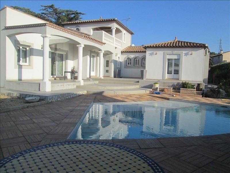 Vente de prestige maison / villa Balaruc les bains 640000€ - Photo 1