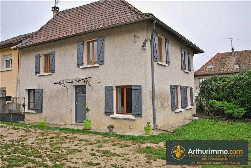 Vente maison / villa Dolomieu 179900€ - Photo 6