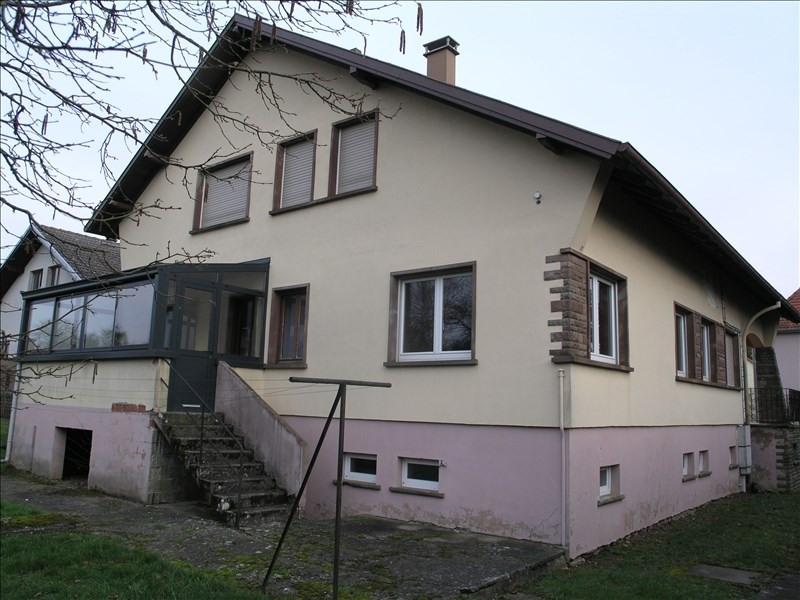 Sale house / villa Drulingen 215000€ - Picture 3