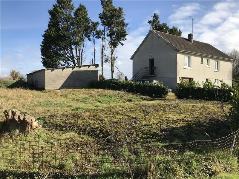 Sale house / villa St martin d aubigny 74950€ - Picture 1