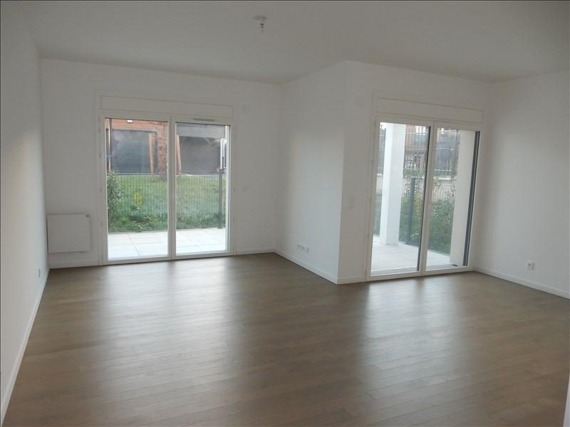 Rental apartment Garges les gonesse 1113€ CC - Picture 4