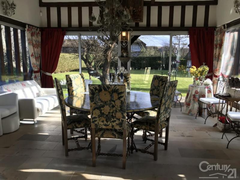 Revenda residencial de prestígio casa Tourgeville 1360000€ - Fotografia 16